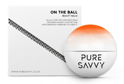 Pure Savvy_On the Ball co uk address